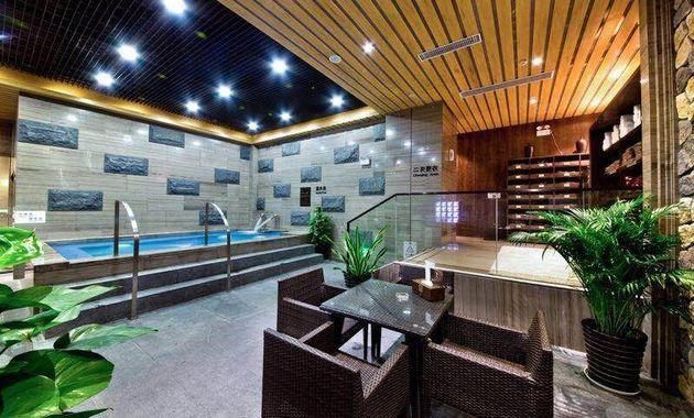 珠海棕泉水疗酒店