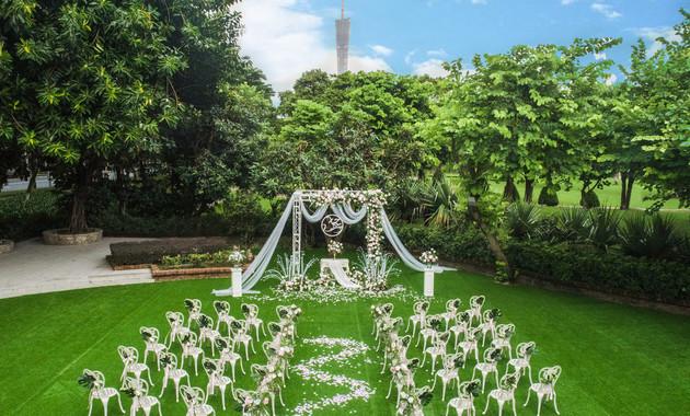 玫瑰园餐厅(花园草坪婚礼)(二沙岛店)
