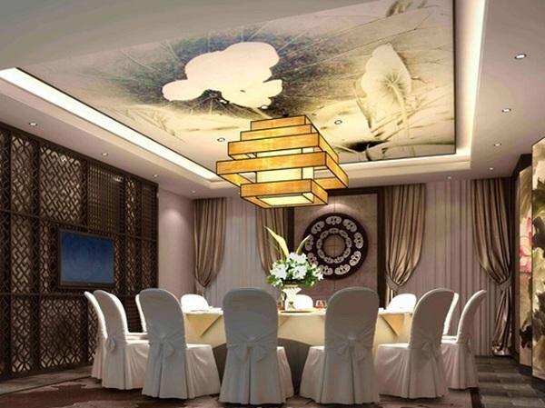 铂尔曼恬园创意中餐厅