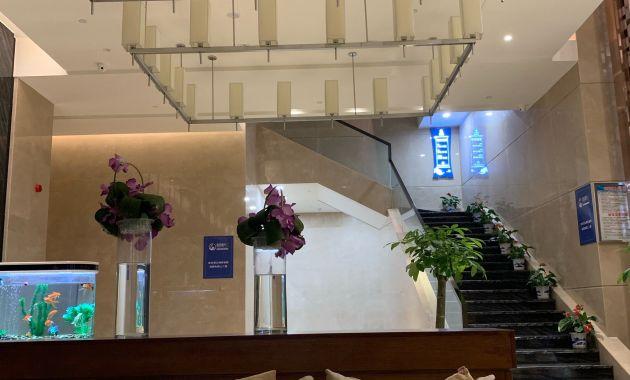 华良华天假日酒店