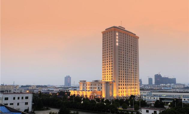 苏州白金汉爵大酒店