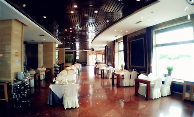 上海城大酒店(星海广场店)