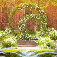 大连铁道1896花园酒店·草坪婚礼