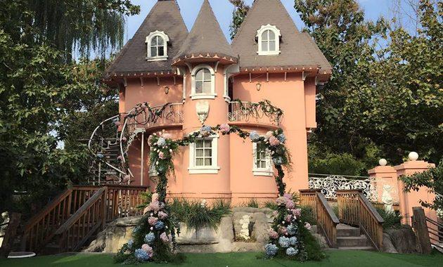 陶然花园婚礼堂