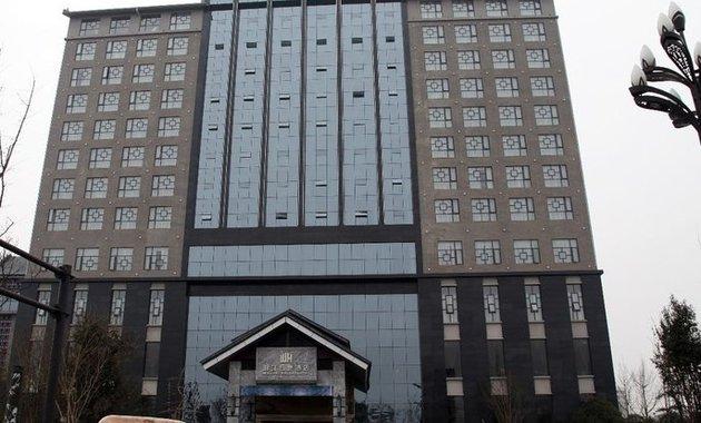岷江新濠酒店