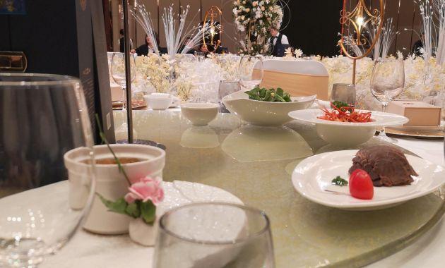 滨江洲际酒店餐厅