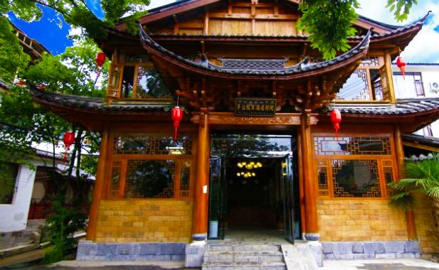 梦江假日酒店