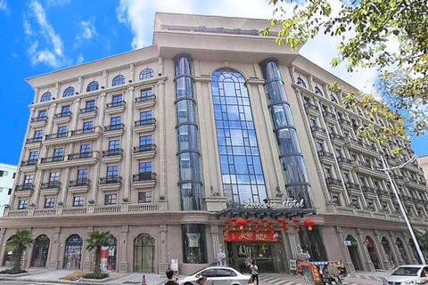 中山日盛商务酒店