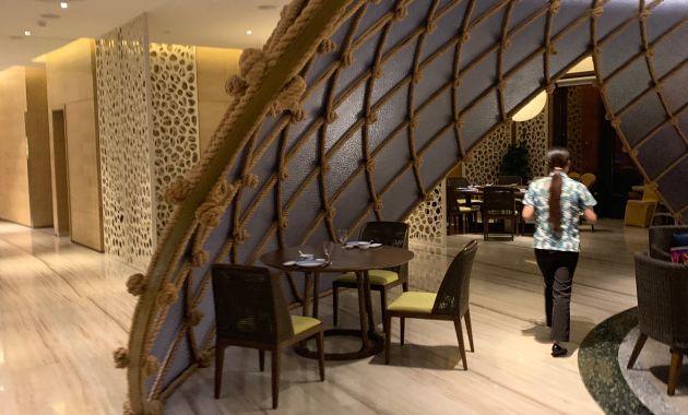 宁波象山海景皇冠假日酒店中餐厅